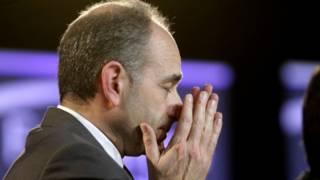 Jean François Copé. Reuters