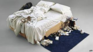 My Bed karya Tracey Emin