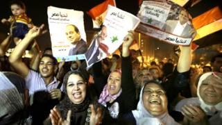 پوستر انتخاباتی مصر