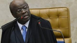 Joaquim Barbosa (Agência Brasil)