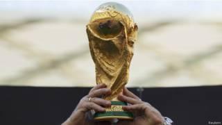 Taça da Copa (Reuters)
