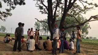 बदायूँ का गाँव