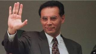الرئيس الإكوادوري السابق، جميل معوض