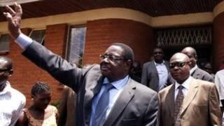 Rais Peter Mutahrika wa Malawi