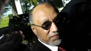 Mohammed Bin Hammam (AFP)