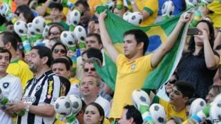 كأس العالم: شركات الأمن الصغيرة في البرازيل مستعدة للحدث