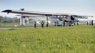 літак Solar Impulse