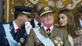 स्पेन के राजा जुआन कार्लोस (फ़ाइल फ़ोटो)
