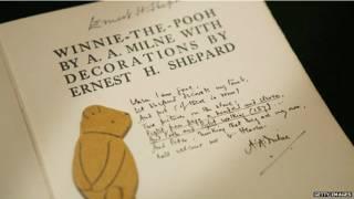 В книгах про Винни-Пуха было всего около 70 тысяч слов - как в одном среднем романе