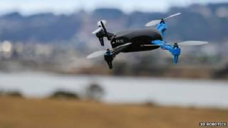 ड्रोन, व्यावसायिक उपयोग