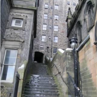 爱丁堡的一砖一瓦