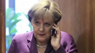 Angela Merkel, Shugabar gwamnatin Jamus