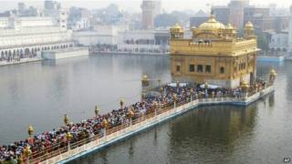 स्वर्ण मंदिर, पंजाब