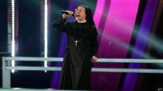 Монахиня Кристина Скуччия