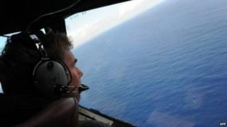 协调搜索的澳大利亚当局稍后将公布新的搜寻区域。