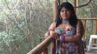Sonia Guajajara (Foto BBC)