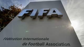 Fachada da Fifa (AFP)