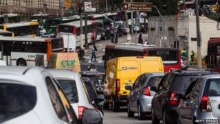 كأس العالم بالبرازيل: استمرار إضراب عمال المترو في ساو باولو