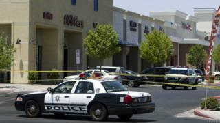Полиция в Лас-Вегасе