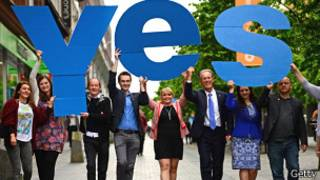 Campaña independentista