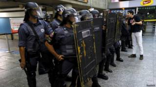 Бразильская полиция