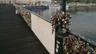 Jembatan Pont des Arts