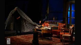 عکسی از نمایشنامه تانگوی تخم مرغ داغ