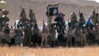 Yan gwagwarmaya na ISIS a Iraqi