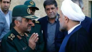 روحانی - سپاه