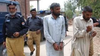 पाकिस्तान में नरभक्षण के दोषी