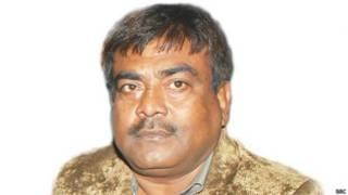 लोक जनशक्ति पार्टी के सांसद रामा किशोर सिंह