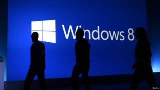 Логотип операционной системы Windows 8