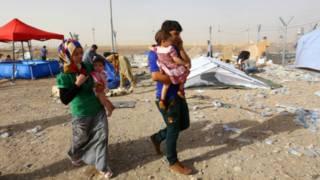 伊拉克難民(11/06/2014)