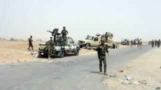庫爾德族部隊