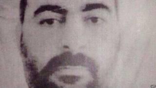Abu Bakr al-Baghdadi, shugaban kungiyar ISIS