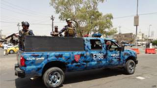 इराक़ी आर्मी के जवान
