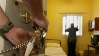 В британской тюрьме