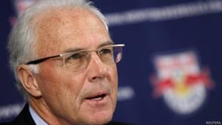 Franz Beckenbauer (Reuters)