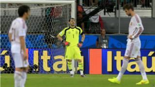 Espanha é derrotada para a Holanda (AP)