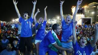 विश्व कप फ़ैन