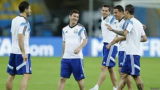 Messi | Reuters