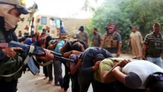 Mayakan kungiyar ISIS