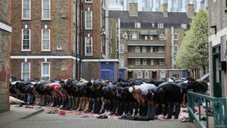 Musulmanes británicos
