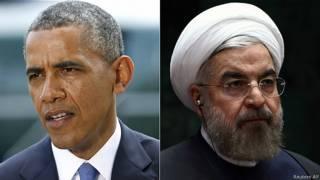ओबामा और रुहानी