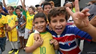 Torcida de Fortaleza receberá a seleção brasileira