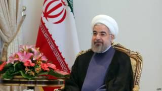 Президент Рухани