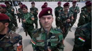 इराक संघर्ष, कुर्दिस्तान