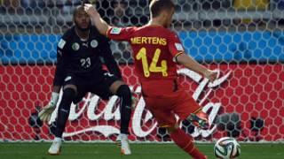 Belgium ta doke Algeria 2-1
