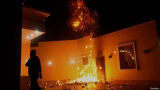 Штурм американского консульства в Бенгази 11 сентября 2012 года