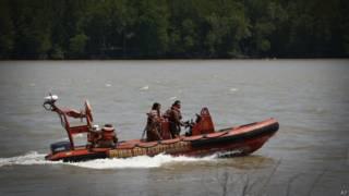 मलेशिया के तट डूबे नाव की खोज